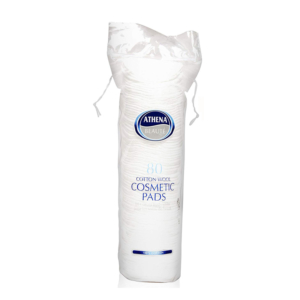 03 Athena Cosmetic cotton Pads White 80 s