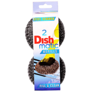 Easy Do Dish Matic Washer Refil - Pack of 2