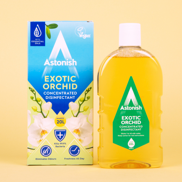 Astonish Exotic Orchid Concentrated Disinfectant 500ml