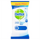 Dettol Cleansing Surface Wipes 84 Large Wipes Kills 99.9 of Bacteria And Viruses.