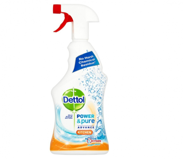 Dettol Power Pure Kitche Cleaner 750ml