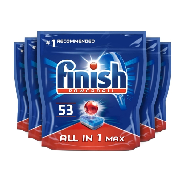 Finish Powerball All In 1 Max 53 Table Value Pack