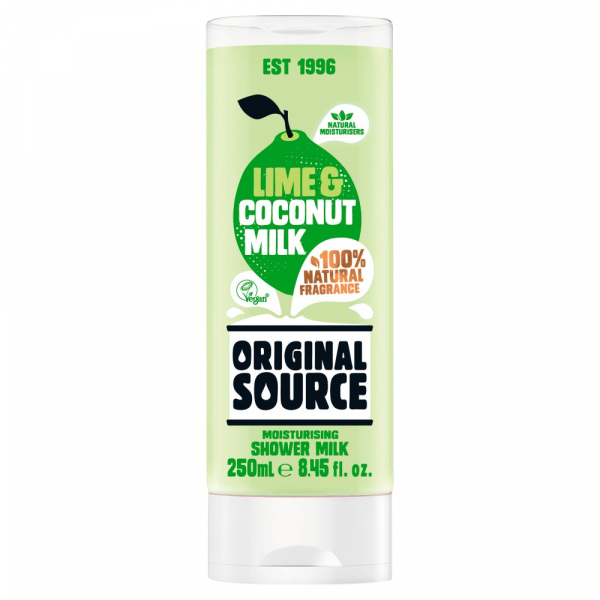 Original Source Lime And Coconut Water 250 ml