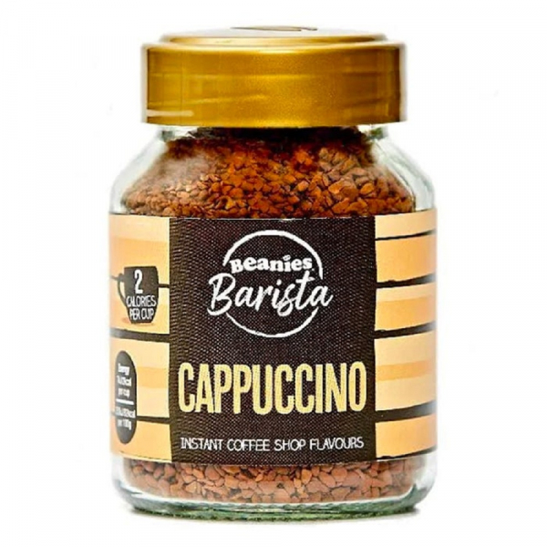beanies cappuccino instant coffee