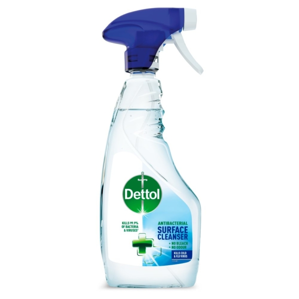 dettol antibacterial surface cleanser