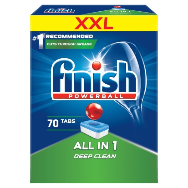 finish all in 1 70 tablets